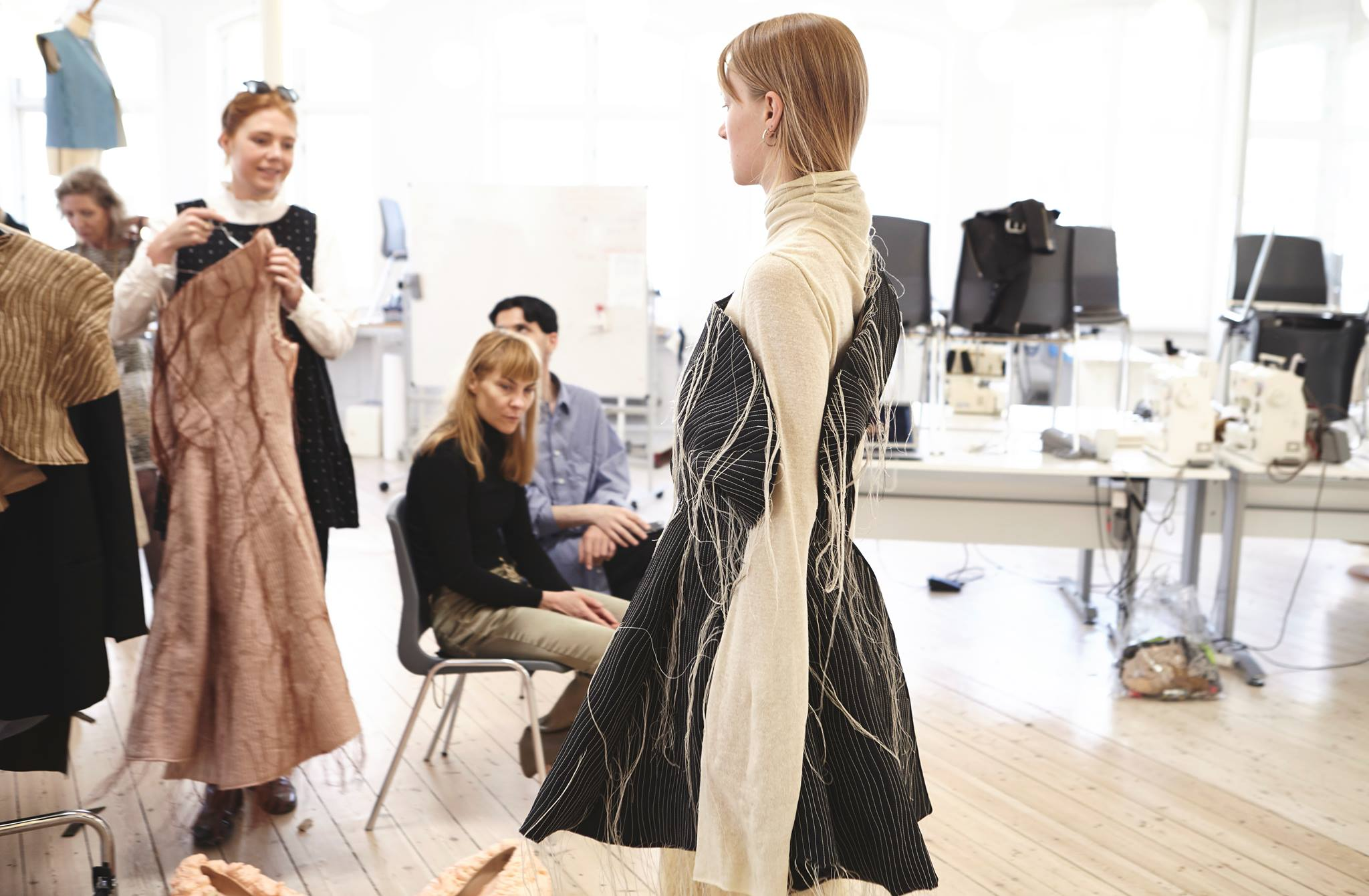 The Leading Fashion And Design School In Denmark Scandinavian Academy Of Fashion Design